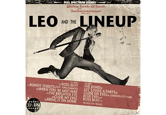 Leo & The Lineup - Leo & The Line Up [CD]