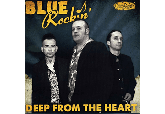 Blue Rockin' - Deep From The Heart [CD]