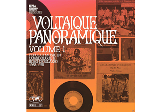 VARIOUS - Voltaique Panoramique Vol.1 - (CD)