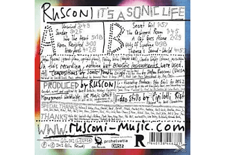 Rusconi - It's A Sonic Life (+Poster) [Vinyl]
