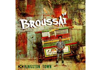 Broussaï - Kingston Town (+Bonus Dub Album) [CD]