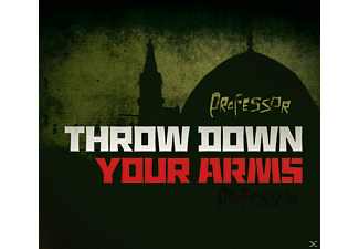 The Professor - Throw Down Your Arms (+Bonus Cd) - (CD)