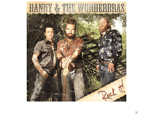 Danny And The Wonderbras - Rock It! [CD]