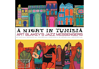 Art Blakey and the Jazz Messengers - A Night In Tunisia - (CD)