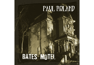 Paul Roland - BATES MOTEL [CD]