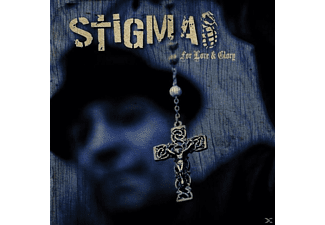 Stigma - For Love & Glory - (CD)