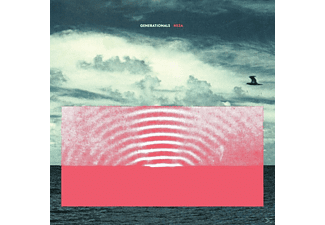 Generationals - Heza - (CD)