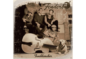 The Fenders 55 - Troublemaker [CD]