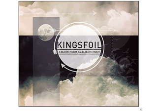 Kingsfoil - A Beating Heart Is A Bleeding Heart - (CD)