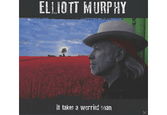 Elliott Murphy - It Takes A Worried Man - (CD)
