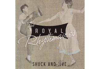 The Royal Rhythmaires - Shuck And Jive [CD]