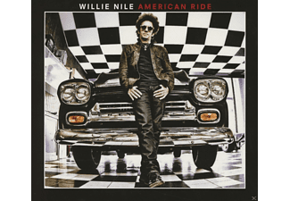 Willie Nile - American Ride [CD]