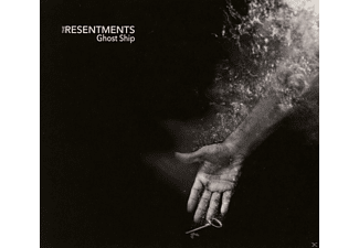 The Resentments - Ghost Ship - (CD)