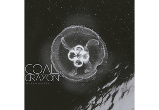 Coal & Crayon - World Asleep - (CD)
