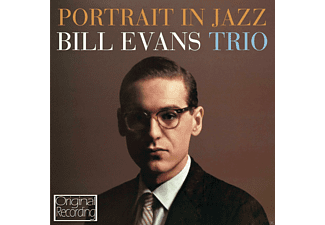 Bill Trio Evans - Portrait In Jazz - (CD)