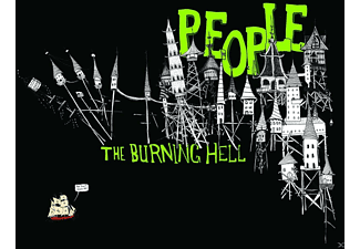 The Burning Hell - People - (CD)