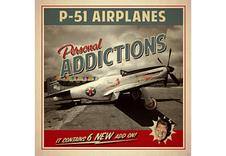 P-51 Airplanes - Personal Addictions - (CD)