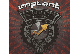 Implant - The Productive Citizen (Limited) [CD]