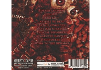 Cadaver Disposal - May All Be Dead [CD]