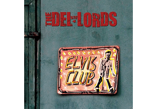 The Del-lords - Elvis Club - (CD)