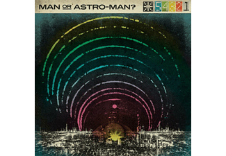 Man Or Astro-man? - Defcon 5 4 3 2 1 [CD]