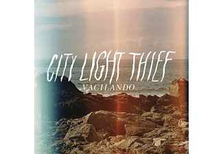City Light Thief - Vacilando - (CD)
