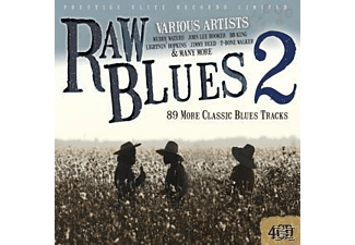VARIOUS - Raw Blues Vol.2 - (CD)