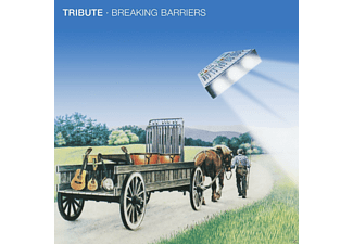 Tribute - BREAKING BARRIERS [CD]