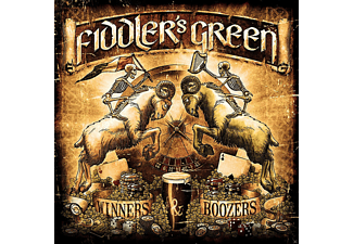 Fiddler's Green - WINNERS & BOOZERS (DELUXE EDITION) - (CD)