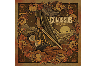 Colossus - Time & Eternal - (CD)