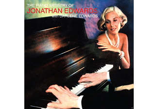 Darlene Edwards, Jonathan Edwards - Original Piano Artistry [CD]