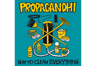 Propagandhi - How To Clean Everything (Reissue) - (CD)
