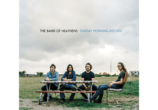 The Band Of Heathens - Sunday Morning Record - (CD)