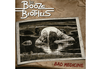 Booze Brothers - Bad Medicine [CD]