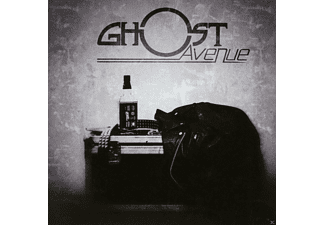 Ghost Avenue - Ghost Avenue [CD]
