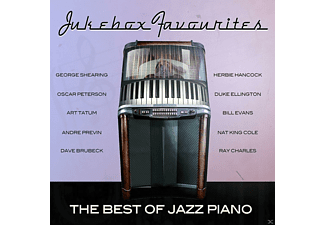 VARIOUS - The Best Of Jazz Piano - (CD)