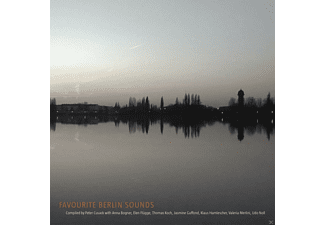 Peter Cusack - Favourite Berlin Sounds [CD]