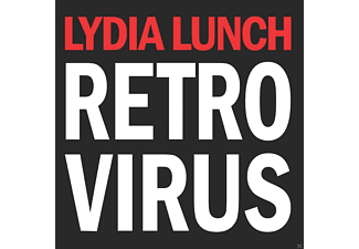 Lydia Lunch - Retrovirus [CD]