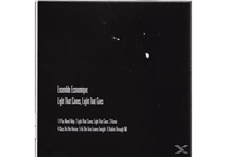 Ensemble Economique - Light That Comes, Light That Goes - (CD)