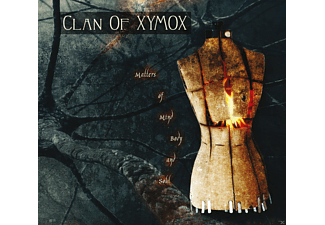 Clan Of Xymox - Matters Of Mind, Body And Soul - (CD)