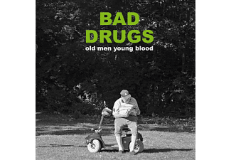 Bad Drugs - Old Men Young Blood [CD]