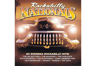 VARIOUS - Rockabilly Nationals-20 Svenska Rockabilly-Hits! [CD]