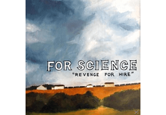 For Science - Revenge For Hire - (Vinyl)