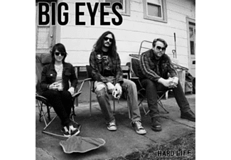Big Eyes - Hard Life - (CD)