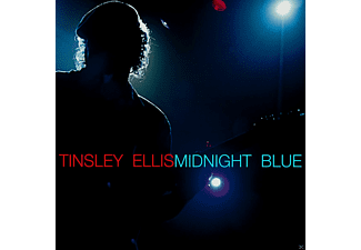 Tinsley Ellis - Midnight Blue - (CD)