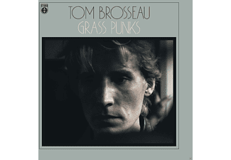 Tom Brosseau - Grass Punks - (CD)