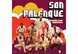 Son Palenque - Afro - Colombian Sound Modernizers - (CD)