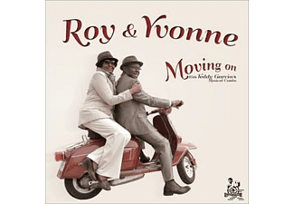 Panton, Roy/Harrison, Yvonne - Moving On [CD]