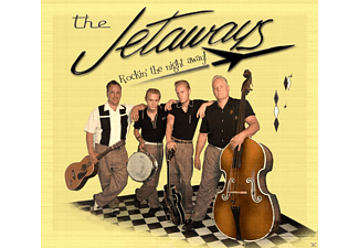 The Jetaways - Rockin' The Night Away [CD]