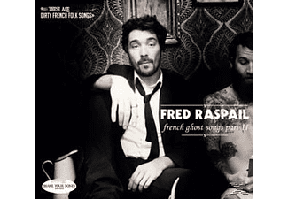 Fred Raspail - French Ghost Songs Part Ii (+Download) [Vinyl]